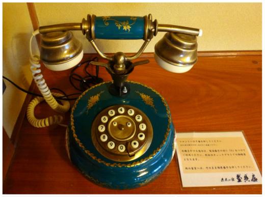 s-669-6レトロ電話