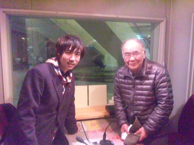 ラジオ出演 2015年1月~4月