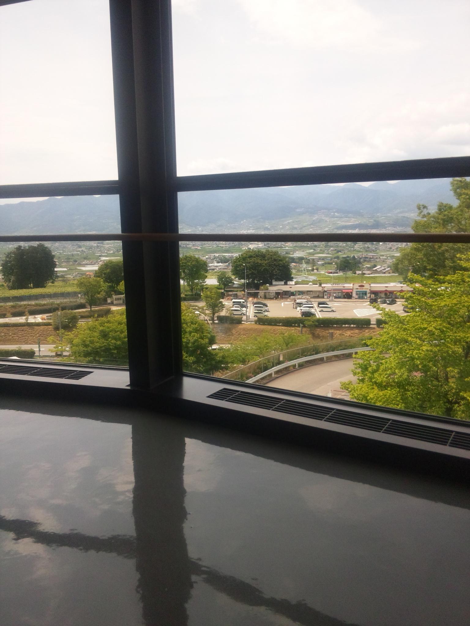 諏訪大社と釈迦堂遺跡