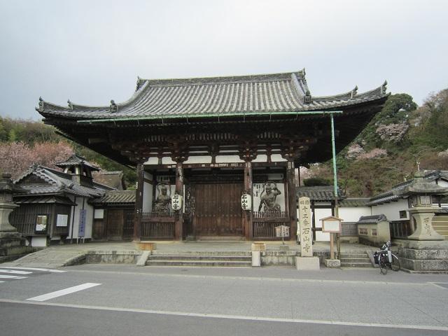 石山寺 仁王門