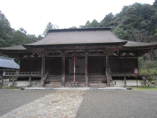 西明寺 本堂2