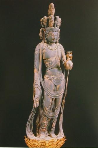 向源寺木造十一面観音像