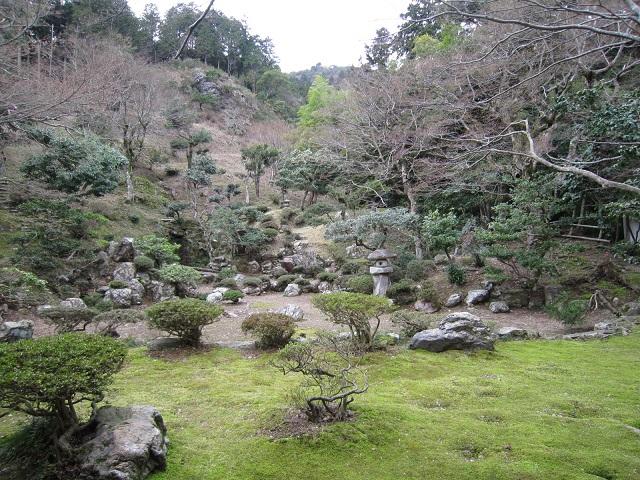 徳源院 庭園