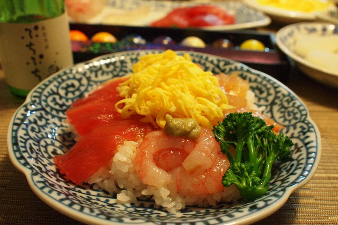 のっけ寿司1
