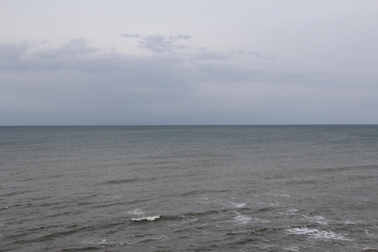 冬の静かな海01