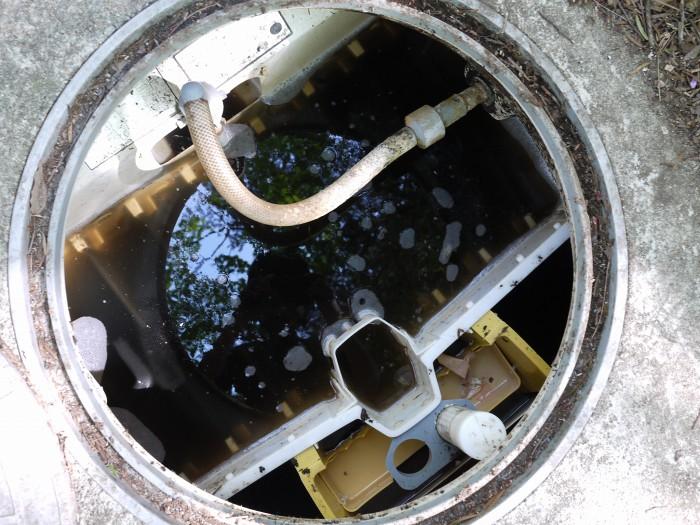 臭い 浄化槽