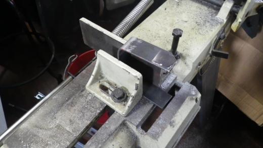 エンジンスタンドを作成する。 (5)