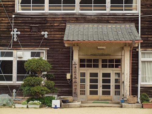 2015.4 十津川桜旅 第2回 木造校舎と野猿 - 懐かしい風景を求めて