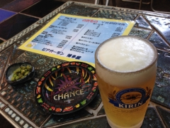 ビャガーデン博多屋:ビール