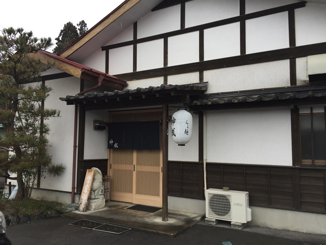らぁ麺 神成@那珂川町 (馬頭町)